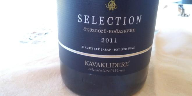 Uno splendido vino turco