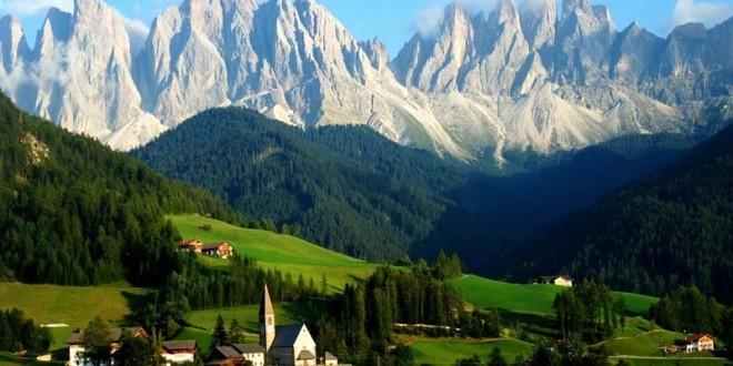 I bianchi del Trentino e Alto Adige