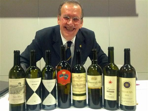 L'evoluzione dei vini toscani